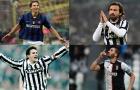 11 cầu thủ từng khoác áo Juventus và Inter Milan: Pirlo, Ibrahimovic và ai nữa?