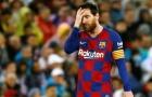 'Không còn là hiện tượng, Messi giờ đi bộ quá nhiều'