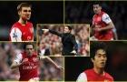 5 cầu thủ từng đến Arsenal sau thảm bại 2-8 trước Man Utd năm 2011 giờ ra sao?