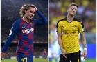 10 'sao bự' chưa từng giành cúp VĐQG: Griezmann, Reus và ai nữa?