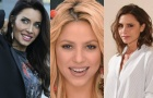 Shakira, Victoria Beckham và những nàng WAGs xinh đẹp, thành công nhất