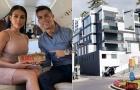 Cận cảnh 'pháo đài' sang chảnh chống virus Corona của Ronaldo