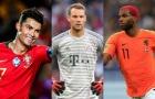 Những cầu thủ có thể sẽ quá già để dự EURO 2021