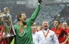 10 thủ thành giữ sạch lưới nhiều nhất Champions League: Thánh và 'Đầu gấu'