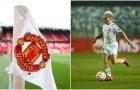 'Tôi mơ được khoác áo Man Utd. Tôi muốn ký HĐ trọn đời'