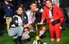 Trước ngày trở về Juventus, Ronaldo chi 100 nghìn euro mua quà tặng mẹ
