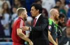 'Ramsey hoàn toàn có thể chơi cho Manchester United'