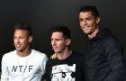 """""""Tôi xuất sắc hơn Ronaldo, Messi và Neymar"""""""