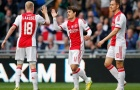 Từ Chivu đến Bojan Krkic: 10 sao bạn không nghĩ đã từng chơi cho Ajax