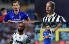 10 cầu thủ từng khoác áo Juventus và Sampdoria: 'Thánh siêu phẩm' góp mặt
