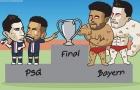 Cười té ghế với loạt ảnh chế bán kết Champions League