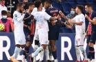 CHOÁNG với trận PSG - Marseille: 14 thẻ vàng, 5 thẻ đỏ và đánh nhau