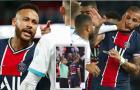 Neymar bị thẻ đỏ, PSG thua trận derby trong cảnh hỗn chiến bạo lực