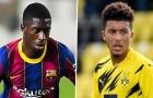Hỏi mượn Dembele, Man United bị Barca vạch trần 'mưu hèn kế bẩn'