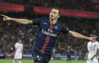 4 cầu thủ đạt cột mốc 100 bàn tại 2 giải đấu khác nhau