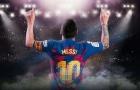 Đội hình tuyệt nhất của Buffon: Messi góp mặt, 'Đuôi ngựa thần thánh'