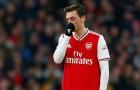Mesut Ozil sẽ không đến Ả Rập vì lý do chính trị