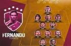 Đội hình trong mơ Fernando Torres: Không thể thiếu Gerrard