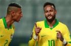 Hạ bệ 'người ngoài hành tinh' Ronaldo, Neymar tiến gần đến nhân vật lịch sử