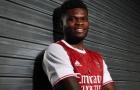 'Thảm họa' Arsenal lên tiếng, chỉ rõ thế mạnh của Partey khi tới EPL