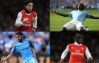Từ Adebayor đến Nasri: 10 cầu thủ khoác áo Arsenal và Man City