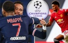 5 tâm điểm đại chiến PSG vs Man Utd: Công cường gặp thủ cùn