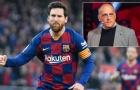 """""""Messi sẽ hủy hoại danh tiếng của mình nếu rời Barca"""""""