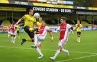 Quá tàn nhẫn! Ajax tàn sát đối thủ kinh hoàng 13 bàn không gỡ
