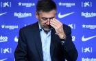 SỐC! Bartomeu đem đến tai họa ngay lập tức cho Barca