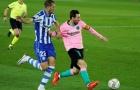 10 cầu thủ rê bóng tốt nhất La Liga: Messi có còn là số 1?