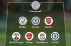 Đội hình xuất sắc nhất vòng 7 Premier League: Thành London 'chiếm sóng'