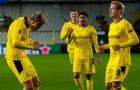 Sancho dự bị, Haaland diệt gọn đối thủ, Dortmund đoạt ngôi đầu