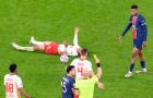 Nhận 2 thẻ đỏ, PSG thua ngược cay đắng trước RB Leipzig