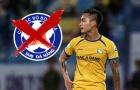 'Drama' phút 90, cựu sao U23 Việt Nam không thể cập bến SHB Đà Nẵng