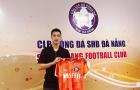 """CHÍNH THỨC: SHB Đà Nẵng chiêu mộ thành công """"trò cưng"""" thầy Park từ Quảng Nam"""