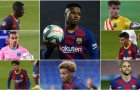Thay Ansu Fati, Barcelona có đến 7 phương án