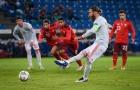 Ramos đá hỏng 11m 2 lần, TBN thoát thua phút cuối nhờ 'cánh chim lạ'
