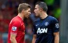 """""""Thật trớ trêu khi tôi thuộc biên chế M.U, nhưng thần tượng Steven Gerrard"""""""