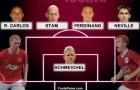 Đội hình trong mơ của Paul Scholes: 7 sao Man Utd góp mặt