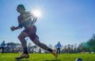 Lác mắt với hình ảnh dàn sao AC Milan 'đi theo bóng mặt trời'