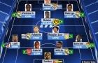 Siêu đội hình U22 Nam Mỹ: Đá tảng Arsenal lên sóng, vắng bóng Argentina