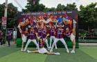 Siêu hùng tranh đấu - Bữa tiệc bóng đá, âm nhạc sôi động cho fan bóng đá Việt Nam