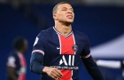 Mbappe tịt ngòi, 'người cũ' tỏa sáng, PSG hòa tức tưởi trên sân nhà