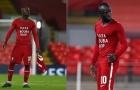 Không ghi bàn, Sadio Mane vẫn cởi áo tri ân huyền thoại