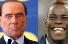 XONG: Balotelli sắp về đội của 'Bố già' Berlusconi