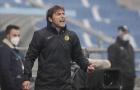 Inter Milan mất 'quái thú' trước trận cầu sinh tử