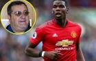 Vụ Pogba - Man Utd 'rối như tơ vò', HLV ĐT Pháp lập tức cảnh báo