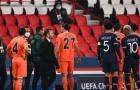 Trận PSG - Istanbul tạm hoãn vì lý do cực sốc