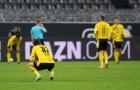 Thua chấn động Stuttgart, Dortmund 'mếu mặt' vì thống kê nhục nhã