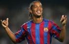 Top 10 ngôi sao tranh QBV 2005: Nỗi buồn 'hoàng đế', top 3 tiền vệ